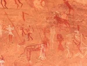 Rock-Art-Sites -of Tadrart-Acacus-tours-libya-2