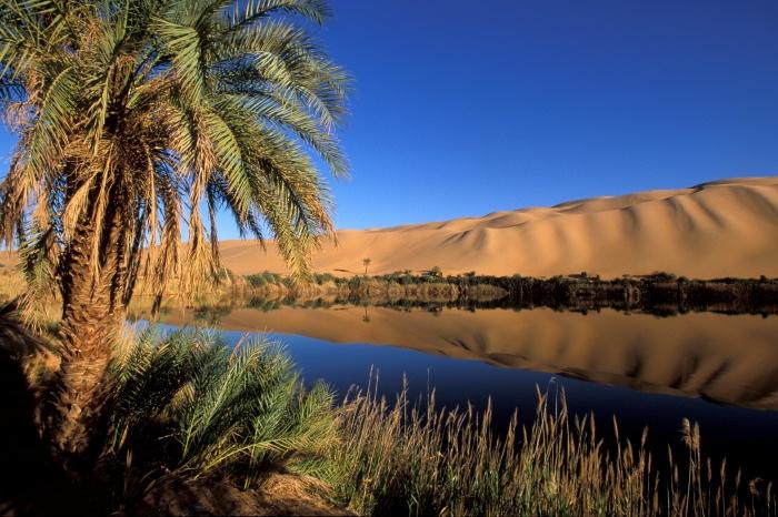 Libya Desert tour