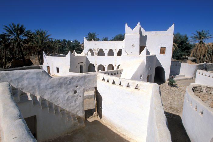 Berber footprints