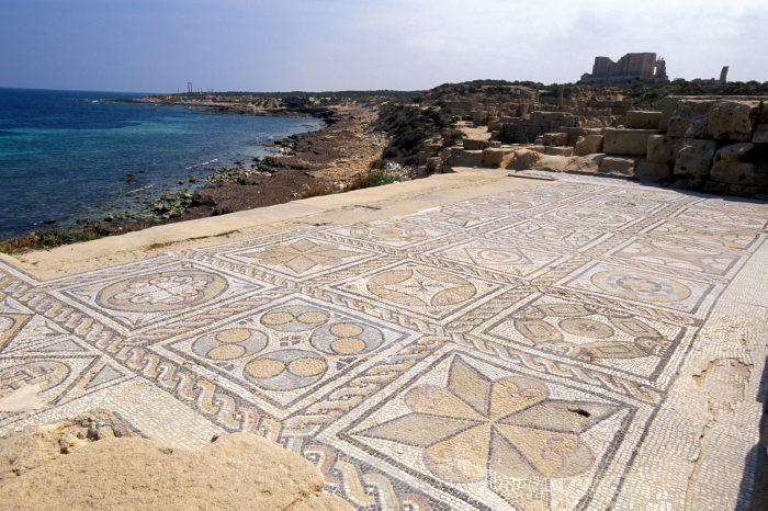 Coastal Route from Egypt to Tunisia